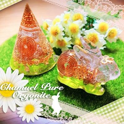 妃月ルア製作「チャミュエルピュアオルゴナイト」申込み特設ページの記事に添付されている画像