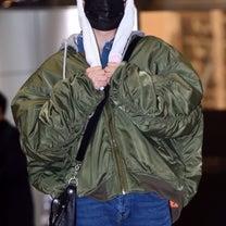 ご無沙汰してますジミンちゃん!!空港は笑顔です♡の記事に添付されている画像