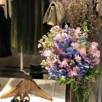 定期装花:shop displayの記事に添付されている画像