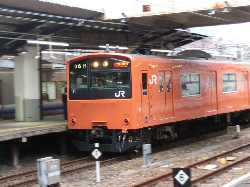 大阪環状線用201系  引退までのカウントダウン