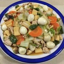 簡単!八宝菜♪ 簡単!大学芋♪の記事に添付されている画像