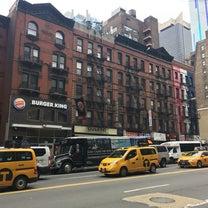 一年前の2月休暇  ニューヨークの記事に添付されている画像