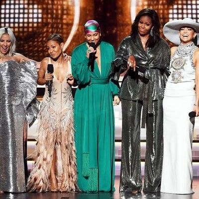 61th グラミー賞 WOMANS POWERの記事に添付されている画像