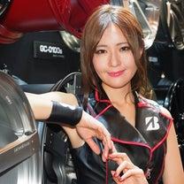東京オートサロン2019 BRIDGESTONE 前田真実果さんの記事に添付されている画像
