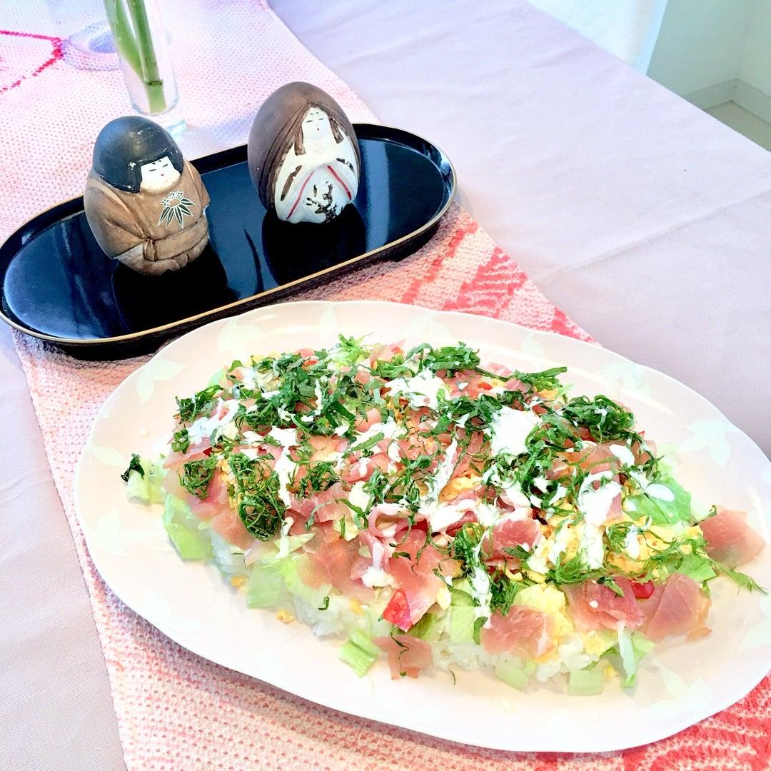 お雛祭りのおもてなし料理を教わりました!〜香里園mint tea cafe〜