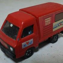 サンバー郵便車の記事に添付されている画像
