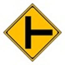 交差点の記事に添付されている画像