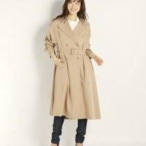 ICHIE ポワールクロスコート BAILA3月号中村アンさん着用/ストロベリーの記事に添付されている画像