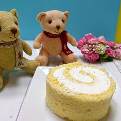 大失敗した(>_<)バレンタインのロールケーキの記事に添付されている画像