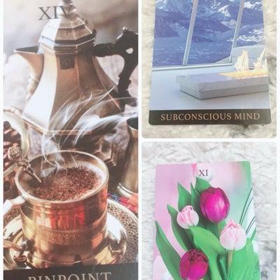 オラクルカードから視えた恋予報♡の記事に添付されている画像