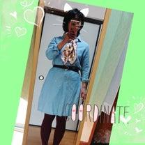 冬~春コーデ☆2019.2~ユニクロワンピの記事に添付されている画像