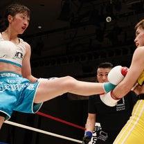 MIO(津村澪)は寺山日葵を相手に苦しみながらの勝利。今度の日曜日は金城真央の新の記事に添付されている画像