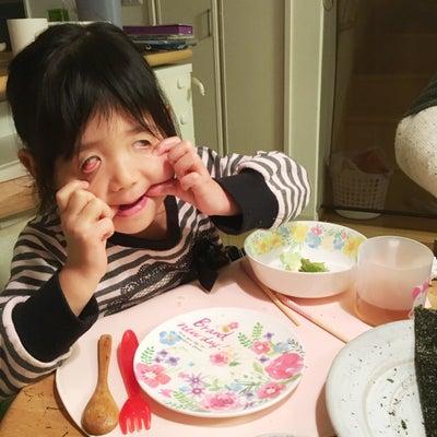 三女、4歳になってしまいました(泣)の記事に添付されている画像