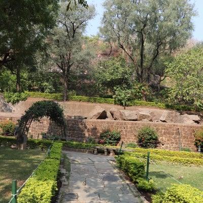 アジャンタ石窟寺院の記事に添付されている画像