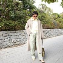 Today's Outfit♡ペールトーン コーデの記事に添付されている画像