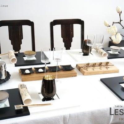 【my lessons】IKEAのアイテムでテーブルコーディネートの記事に添付されている画像