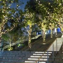 KITTE名古屋の外構イルミネーションの記事に添付されている画像