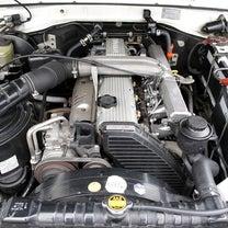 ランクル77 エンジンルームメンテナンス 完成編の記事に添付されている画像