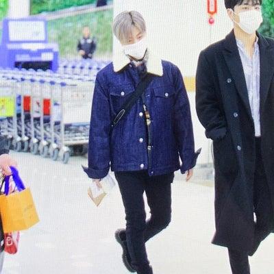 iKON ジナン、ジュネ帰国。の記事に添付されている画像