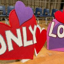 キンダーガーデンのバレンタインデー♡の記事に添付されている画像