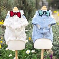 蝶ネクタイのワッペンが可愛すぎて.....♡の記事に添付されている画像