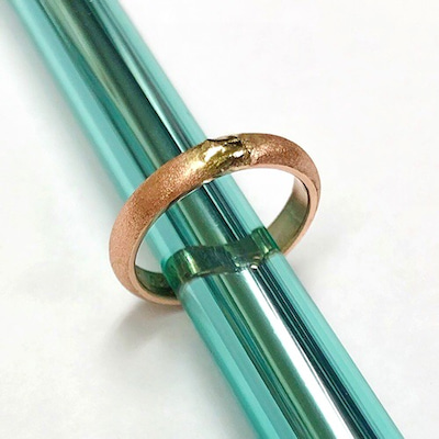 金の雫 K20とコパーのリングの記事に添付されている画像