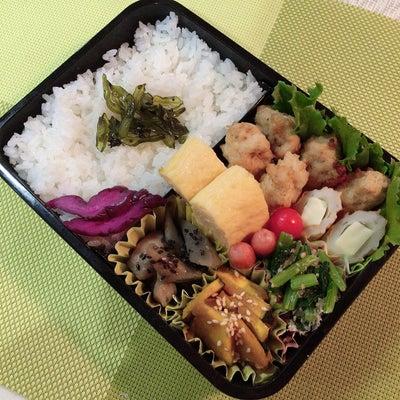 あきちゃんちの ラララ♪お弁当♪あるもの 詰め込んだ ☆鶏むね肉の豆腐ナゲット弁の記事に添付されている画像
