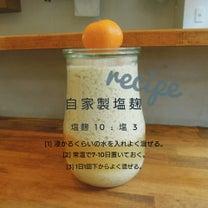 塩麴を手作りの記事に添付されている画像