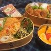 チキンカツ/アジフライ弁当