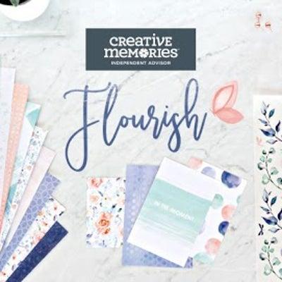 CM 2月新製品 FLOURISH フローリッシュ コレクションの記事に添付されている画像