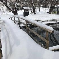 冬の小野川温泉の記事に添付されている画像