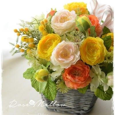 春の優しい光を感じるパニエアレンジの記事に添付されている画像