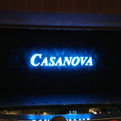 花組公演「CASANOVA」観劇♪の記事に添付されている画像