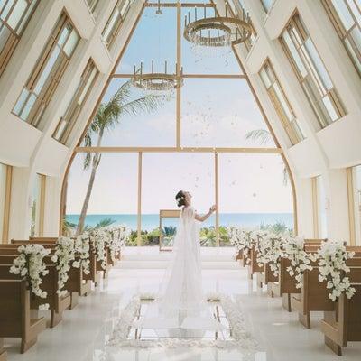 海の見える結婚式場見学♡1件目の記事に添付されている画像