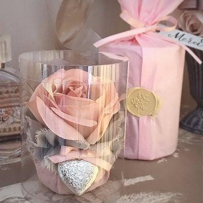 ラッピングとタグで手作りのプレゼントの記事に添付されている画像