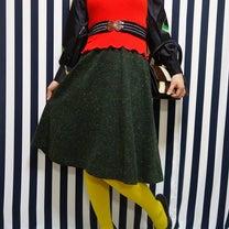 赤×黒!オトナかっこいい昭和レトロコーデ❤️の記事に添付されている画像