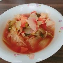久々に脂肪燃焼スープの記事に添付されている画像