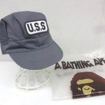 【買取】URSUS BAPE A BATHING APEの記事に添付されている画像