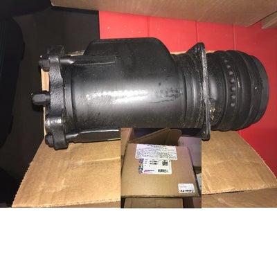 旧車に搭載されている大砲型 A6 A/C コンプレッサーの記事に添付されている画像