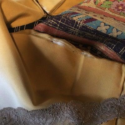 擦り切れた裾…の記事に添付されている画像