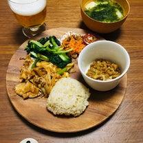 晩御飯とお弁当の記事に添付されている画像