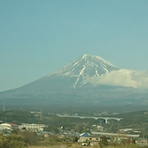 富士山の記事に添付されている画像