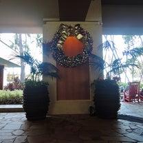 クリスマス飾り2018【Hilton Hawaiian Village, O'aの記事に添付されている画像