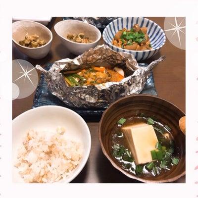 とある日の夕飯♡.*の記事に添付されている画像