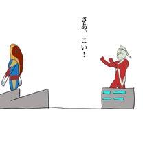 ヒラメキ87:ウルトラセブン大ピンチ!!の記事に添付されている画像