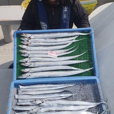 2月16日(土)タチウオ遠征便の記事に添付されている画像