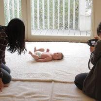 赤ちゃんとのスキンシップを深めたい!→カフェベビマへの記事に添付されている画像