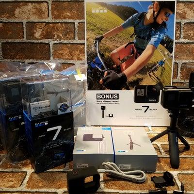 本日より「GoPro HERO7 Blackご購入キャンペーン」限定数3のスペシの記事に添付されている画像