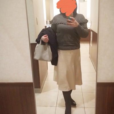 結局サイズ違いも購入した無印ニットスカートの記事に添付されている画像