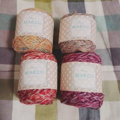 毛糸購入♡の記事に添付されている画像